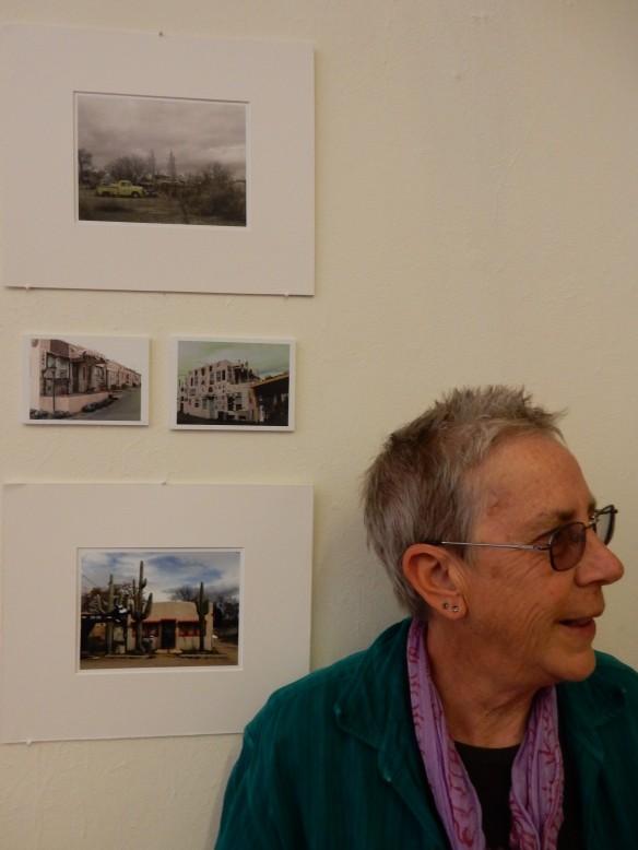 Deborah Brink, Arts Adventures director and photographer.